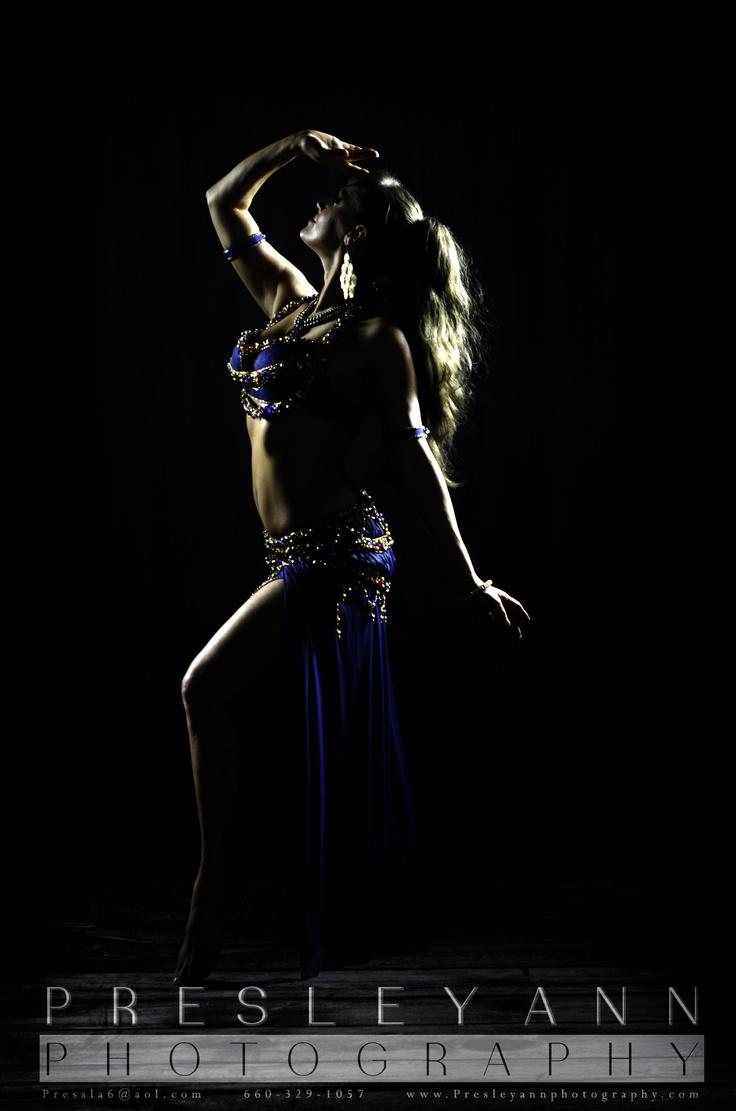 Belly Dancer Rim Light Presley Ann Photography After