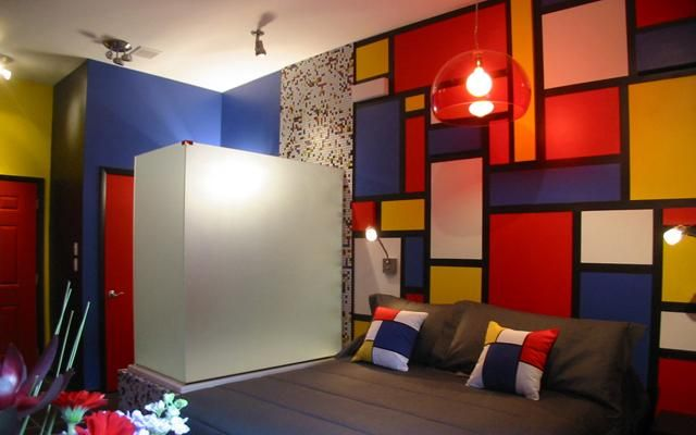 Bedroom I need at least one 70s themed room and the
