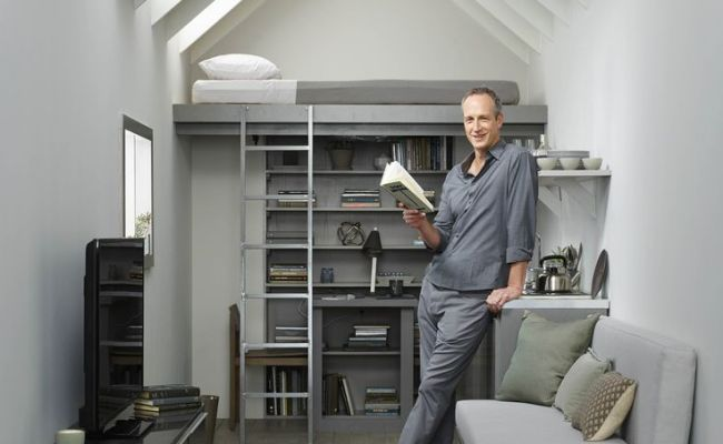 Tiny House Nation Host John Weisbarth On Living Large In