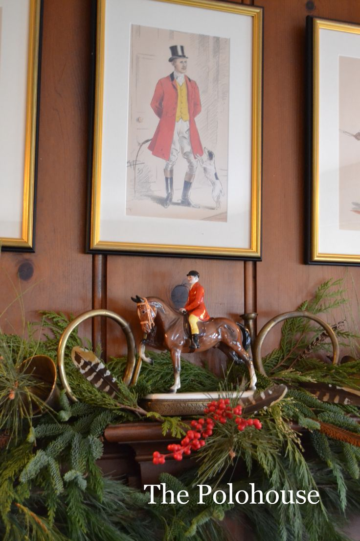 The 18 Best Images About Fox Hunting Decor On Pinterest English