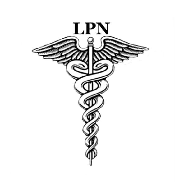 LPN! These items depicting the Medical Emblem make great