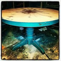 25+ best ideas about Turquoise kitchen tables on Pinterest ...