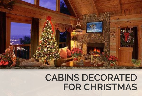 Romantic Getaways In Tennessee 19 Best Images About Log Cabins Decorated For Christmas On
