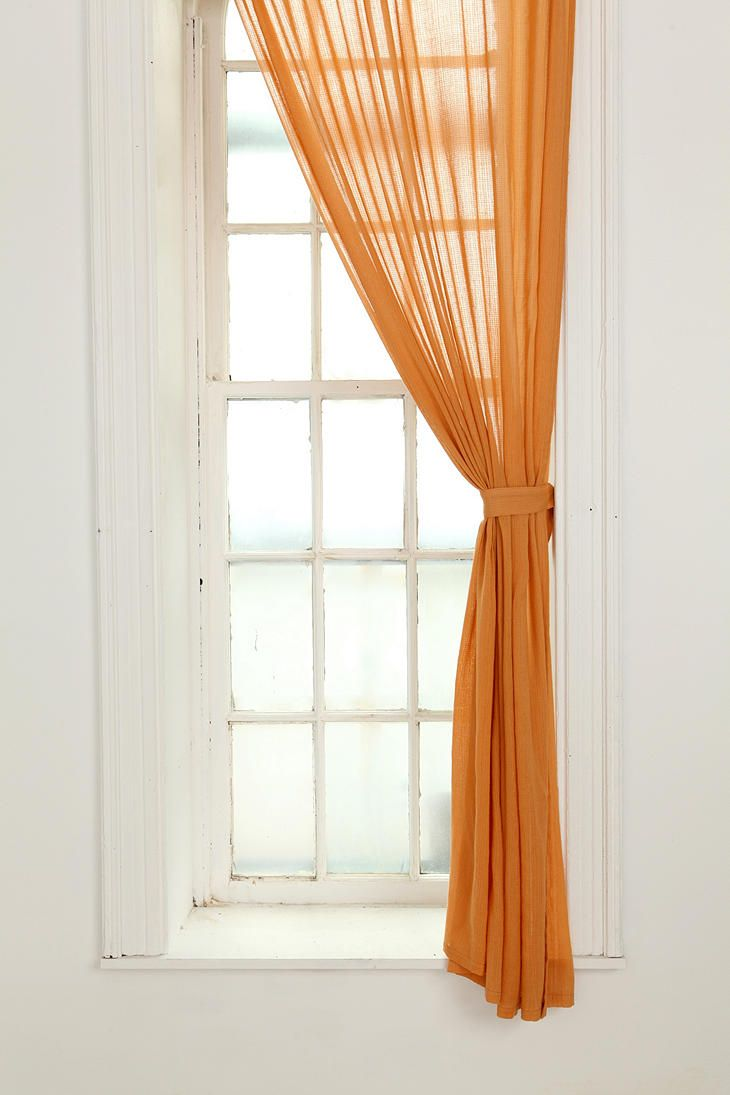 Chloe Gauze Curtain  Urban outfitters Chloe and Colors