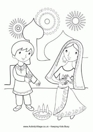 179 best images about Diwali with Kids! on Pinterest