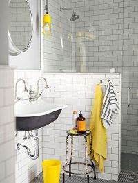 35 best images about Shower Styles: Pony Wall Tile on ...