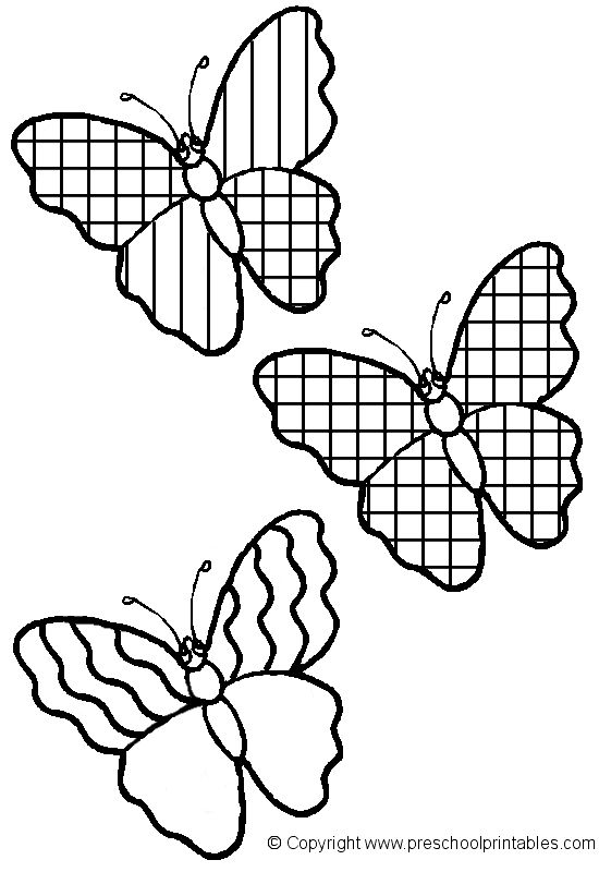 1000+ images about Coloring- Butterfly on Pinterest