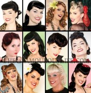 50s hair styles grease 's