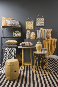 55 best images about Ideas for mustard + charcoal room on