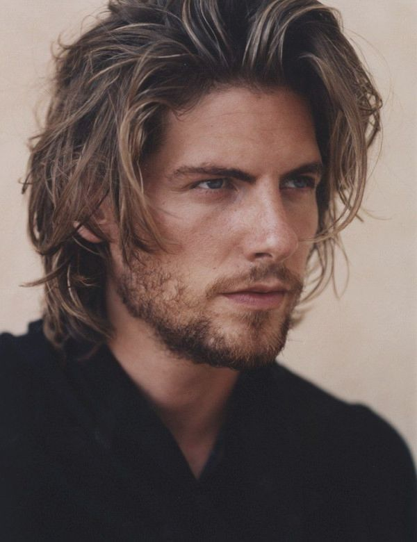 25 Best Ideas About Men's Long Haircuts On Pinterest Mens Long