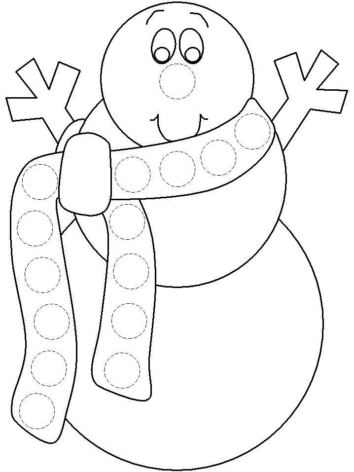 135 best images about preschool dauber art on Pinterest