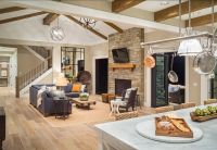 Stylish Family Home with Transitional Interiors The family ...