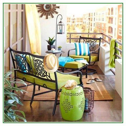 17 Best ideas about Apartment Patios on Pinterest