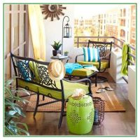 17 Best ideas about Apartment Patios on Pinterest