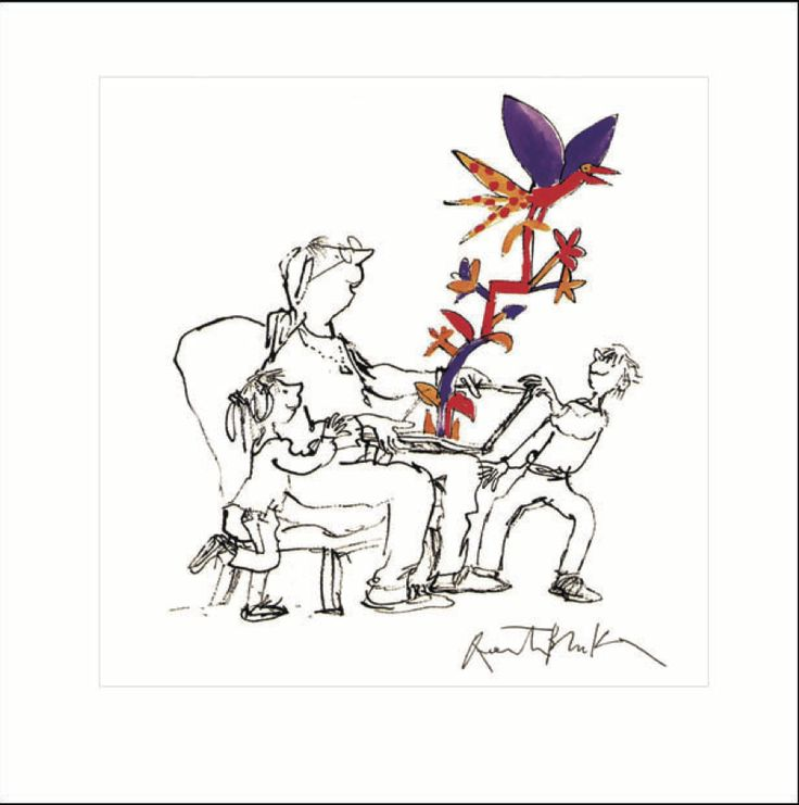 17 Best images about Quentin Blake--artist--children's