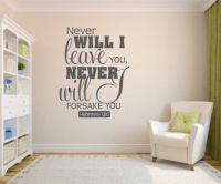 Best 25+ Christian wall decals ideas on Pinterest