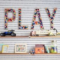 25+ best ideas about Playroom Wall Decor on Pinterest ...