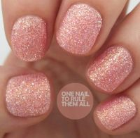 Best 25+ Pink sparkle nails ideas on Pinterest | Sparkly ...