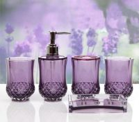 1000+ ideas about Purple Bathroom Accessories on Pinterest ...