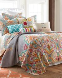 25+ best Paisley Bedding ideas on Pinterest | White ...