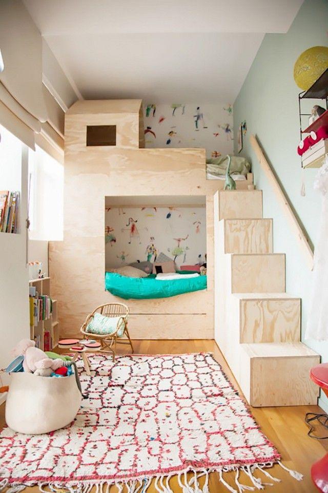 25 best ideas about Kids bunk beds on Pinterest  Kids