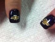 chevy nails nail art country