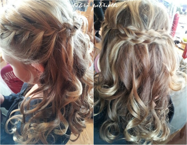 16 Best Images About Flower Girl Hairstyles On Pinterest Updo