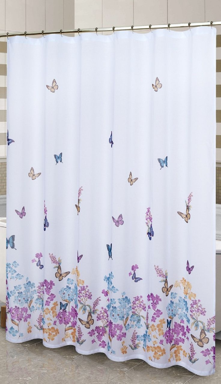 17 Best ideas about Butterfly Shower Curtain on Pinterest