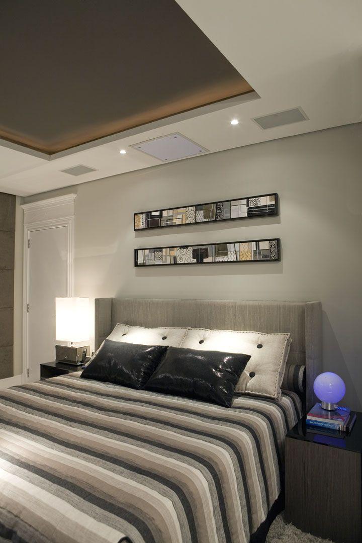 Mens Bedroom  Interior Design By Beth Choueri  Pinterest  Bedrooms