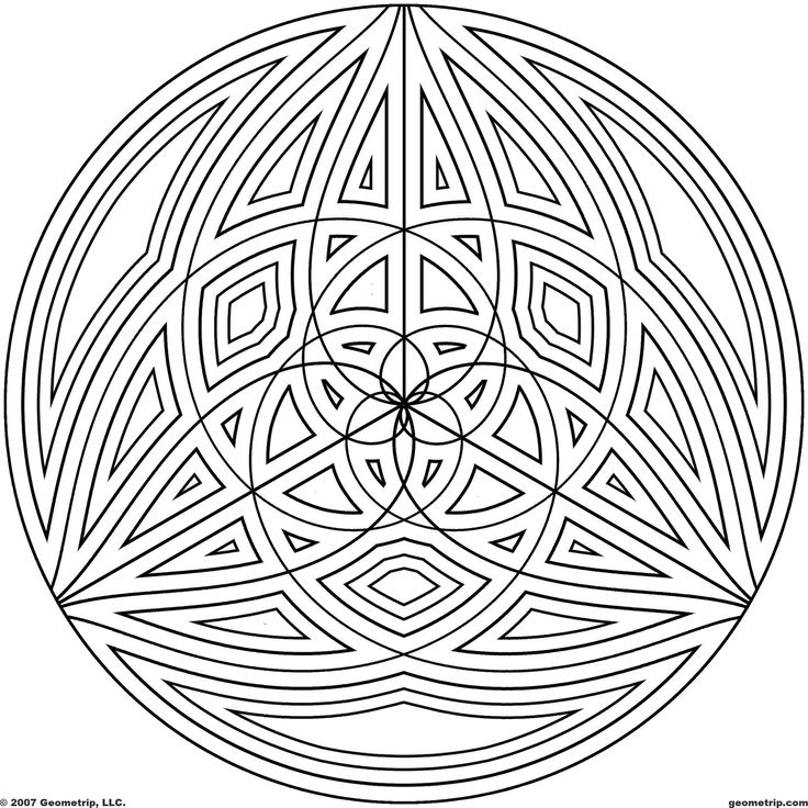 1370 best images about Mandala & Spiritual Colouring on