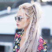 1000 ideas boho hairstyles