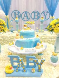 17 Best ideas about Ducky Baby Showers on Pinterest | Baby ...