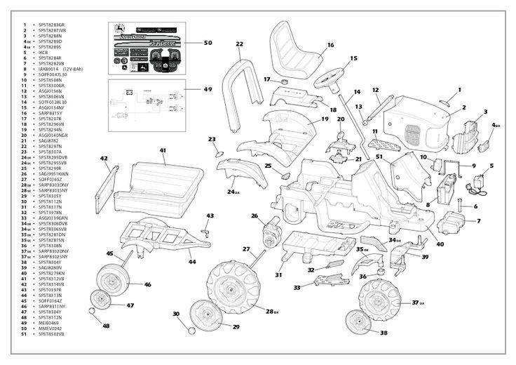 john deere rx75 wiring diagram