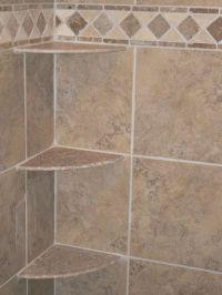 25+ best ideas about Shower shelves on Pinterest   Shower ...