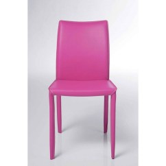 Crescent Sofa Leather Ashley Jakarta Sophie Pink Dining Chair.   Pinterest ...