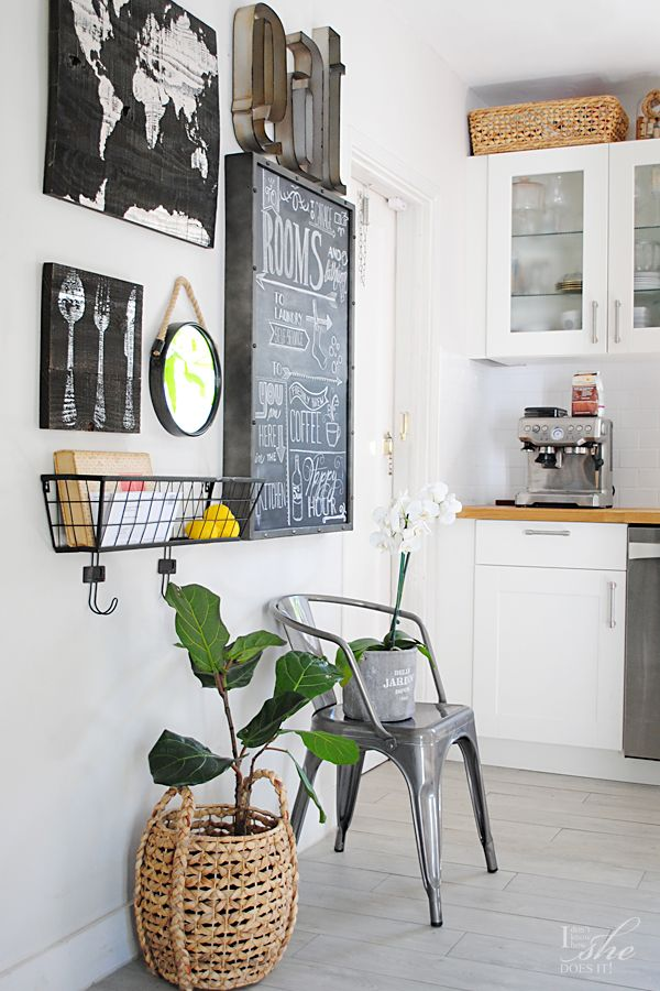 17 Best ideas about Wall Basket on Pinterest