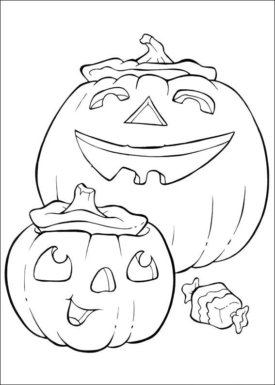 1000+ images about Halloween coloring on Pinterest