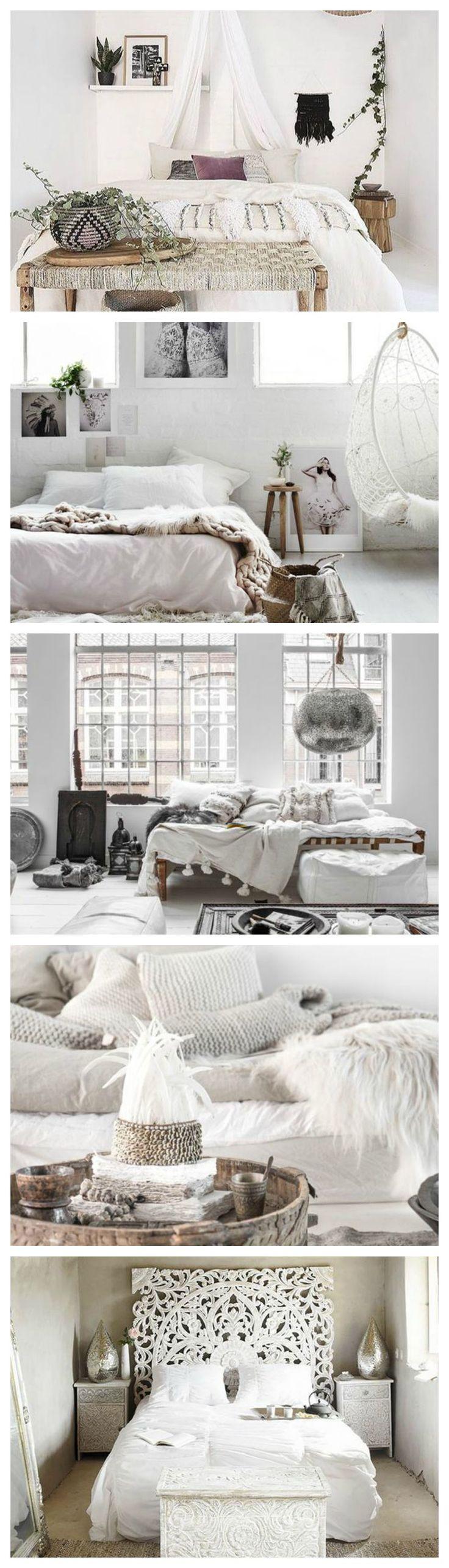 Best 25 Bohemian bedroom decor ideas on Pinterest  Hippy