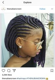 black girl braids ideas