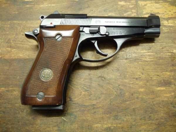 Beretta Cheetah 380 Or 9mm Short Restoration With - Modern
