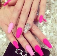 Squoval nails!! | All about nails | Pinterest | Love the ...