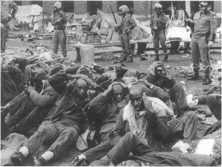 Attica prison riotsSept 913 in 197137 died  Escape From Alcatraz  Pinterest  Posts Labor