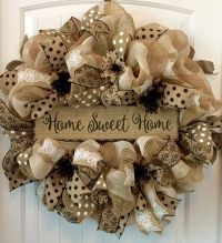 17+ best ideas about Welcome Wreath on Pinterest | Front ...