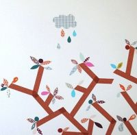 25+ best ideas about Tape wall art on Pinterest   Tape ...