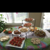 Baby shower finger food | baby shower ideas | Pinterest