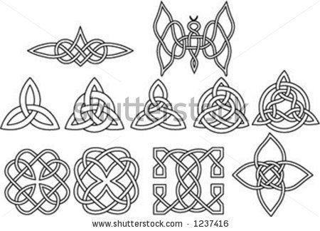306 best images about Patchwork celtic knot_keltský uzol