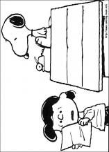 1000+ ideas about Snoopy Coloring Pages on Pinterest