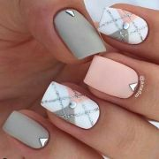 25 square nail design ideas