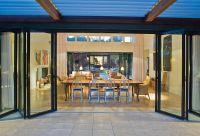 Accordion glass doors | Garden world | Pinterest | New ...