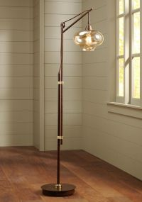 1000+ ideas about Bronze Floor Lamp on Pinterest | Stained ...
